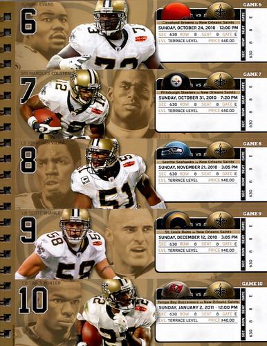 New Orleans Saints Tickets - StubHub