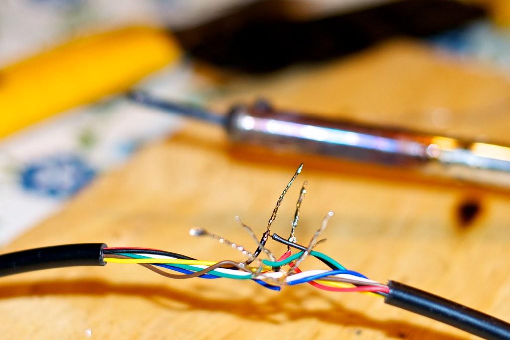 Marshall TSL Footswitch DIY Repair