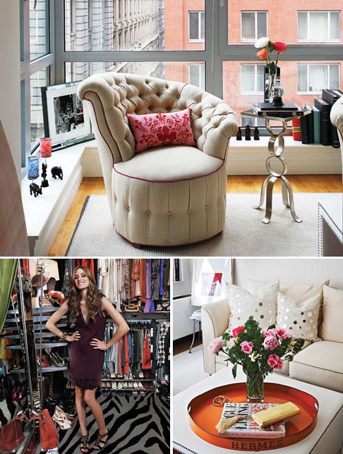 Impressive Olivia Palermo's apartment 500 x 660 · 183 kB · jpeg