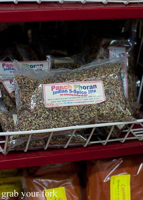 indian five spice mix