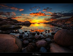 Know what you want to do, hold the thought firmly, and do every day what should be done, and every sunset will see you that much nearer the goal. (Christolakis) Tags: bravo sweden bohusln lysekil stngehuvud