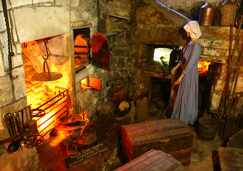 sally lunn old kitchen