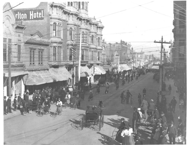 Decoration Day about 1896 by Pasadena Digital History