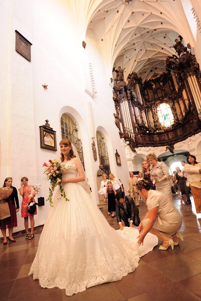 [婚禮紀錄]去年七月在波蘭的婚禮,與PFC眾友分享。~*加料:全套婚紗照大放送!