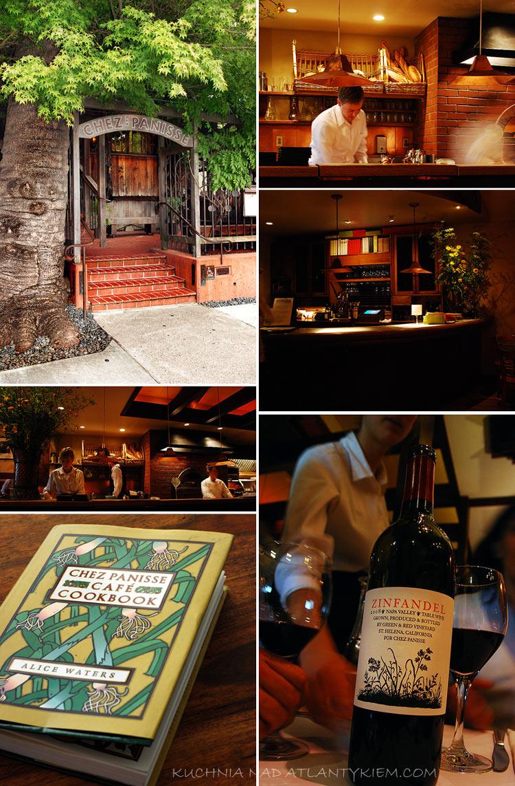 Chez Panisse restaurant