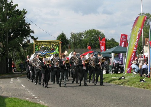 Burston Strike School Rally 2010