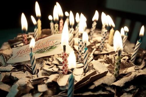 5/365 El cumpleaños de mi amigo Paco
