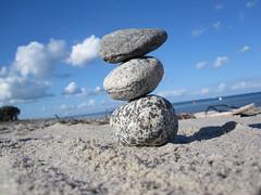 (Eumel:)) Tags: sky beach strand sand himmel steine stein ostsee 2010 eumel