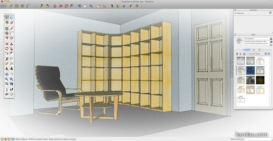 Are. kamlau com   How To Use Google SketchUp for Interior Design