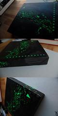 . (.parsprototo*) Tags: urban streetart green art painting print poster logo typography graffiti design sketch stencil sticker neon comic graphic drawing mixedmedia character grafik marker spraypaint grün aerosol typo vector bielefeld acryl inck parsprototo