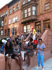 block party, Brooklyn (by: Adrian Miles, creative commons license)