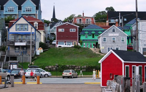 Lunenburg, Nova Scotia (c2010 FK Benfield)