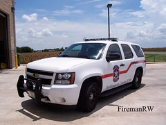 Williamson County, TX EMS- EMS 1 (FiremanRW) Tags: chevrolet tahoe ems command
