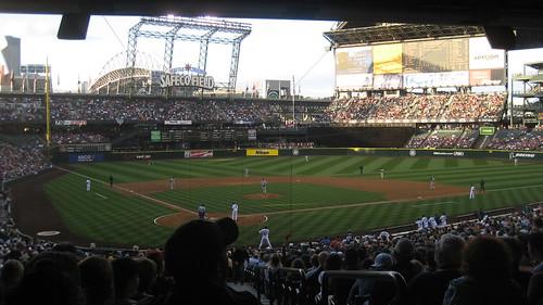 seattle sports architecture baseball