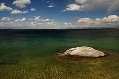 Yellowstone Lake - Fishing Hole