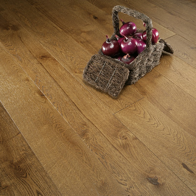 Florence Solid European Oak Wood Flooring
