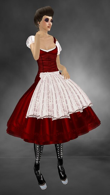 aDIVA Couture Dirndl September Gift subscribe gift + NebuchadNezzar - NDN Minnie for girls 1l