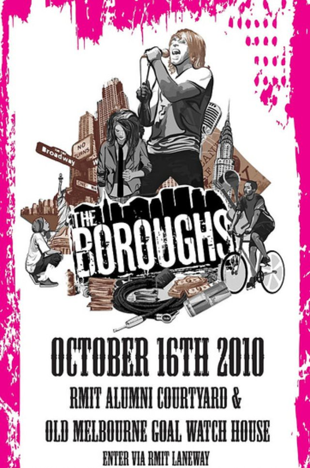 The Boroughs Eflyer 2010 V1