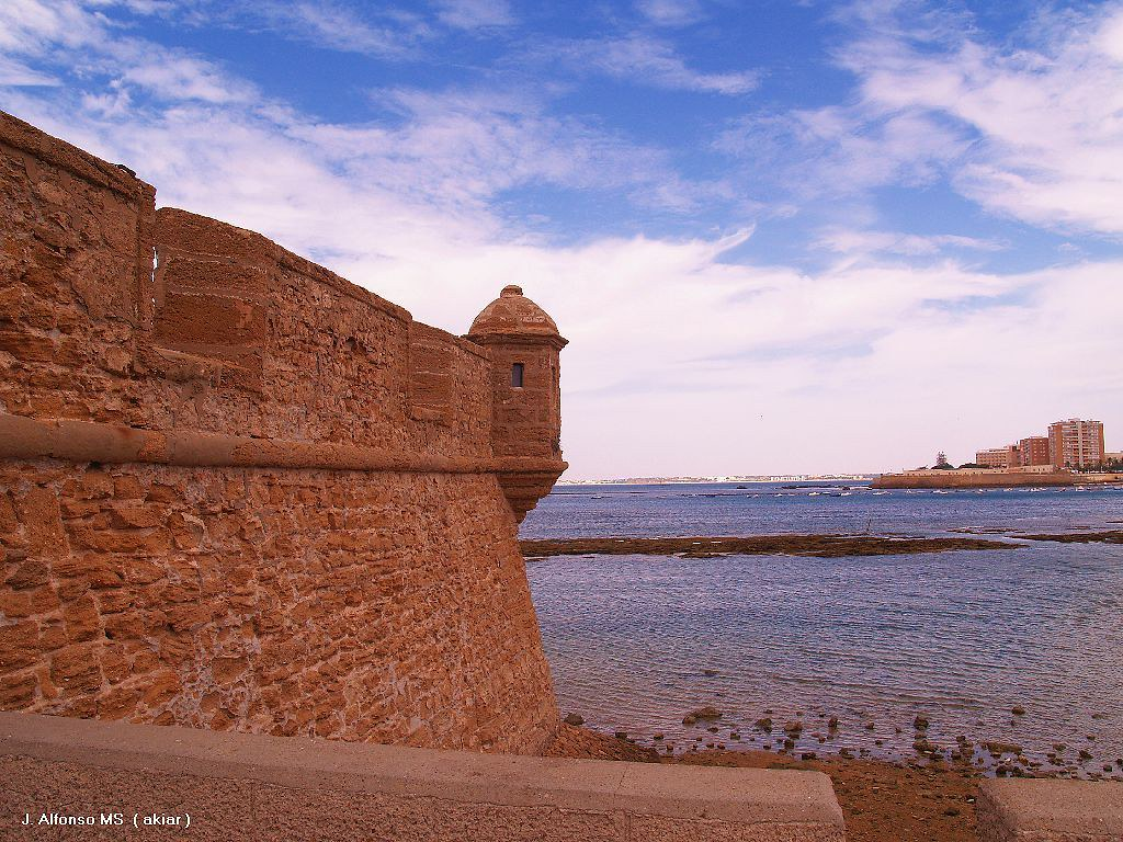 Castillo de San Sebastian (I). De Cadi Cadi.