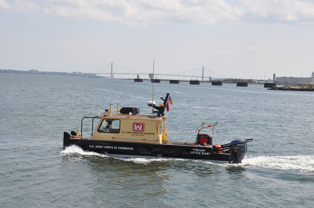 New York USACE  District's newest survey vessel