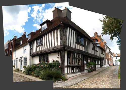 St Anthony's, Rye