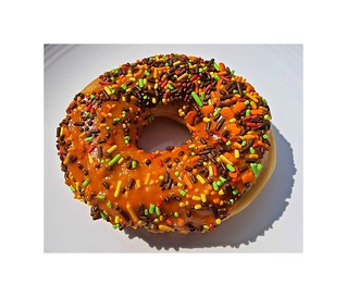 Fall Harvest Donut