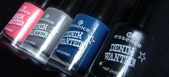 Essence Denim Wanted Limited Edition Fall 2010