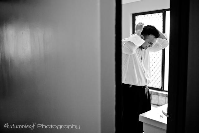 Laura and Elvis's Wedding-Groom Getting Ready