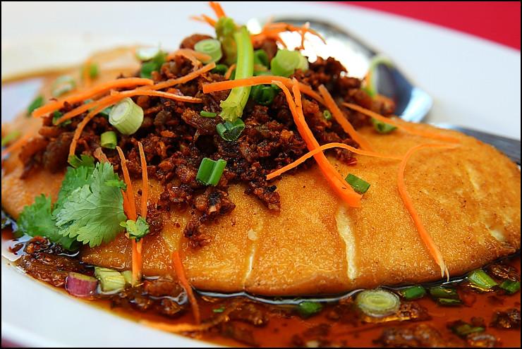 Yin Her tofu