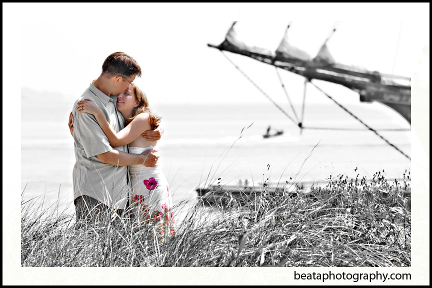 The Engagement Session of Shannon and Jonathan