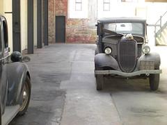 Ford uprights (Lady Wulfrun) Tags: nottingham collection barton upright bartons fordy 10hp ford8 8hp situpandbeg ford7y evu18 dau208