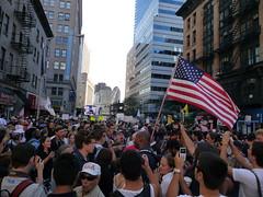 Mosque demonstration (hartridge-lambert) Tags: ny newyork manhattan worldtradecenter 911 mosque wtc september11 groundzero hl fotoloco 9119thanniversary hartridgelambert fotolocony