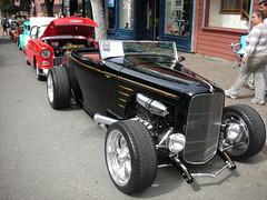 Antique Cars Show in Eureka in Northern California (Yoav Lerman) Tags: california cars car antique eureka lerman