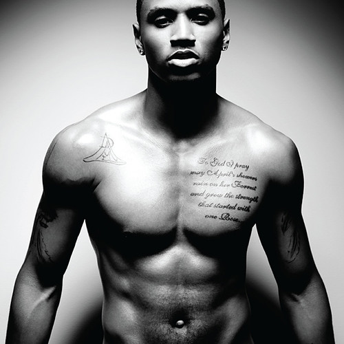 trey songz tattoos and meanings. trey songz tattoos and