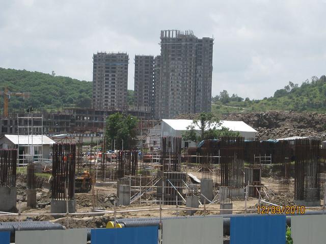 Megapolis Rajiv Gandhi Infotech Park Phase 3 Hinjewadi Pune - IMG_2909