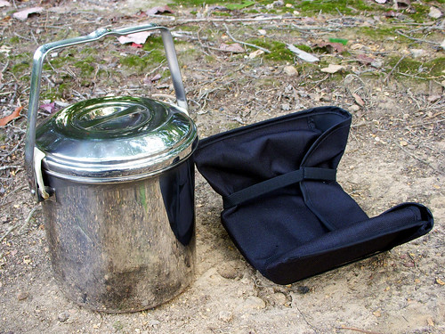 Ben's Backwoods Cook Kit