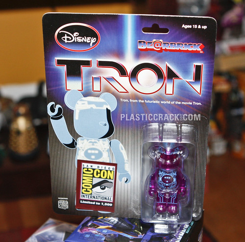 Bearbrick Tron (SDCC)