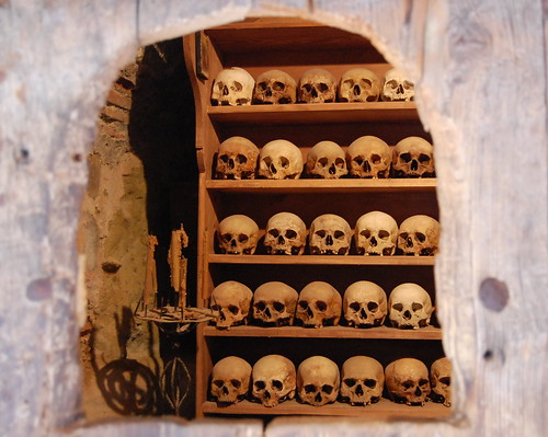 Skulls House