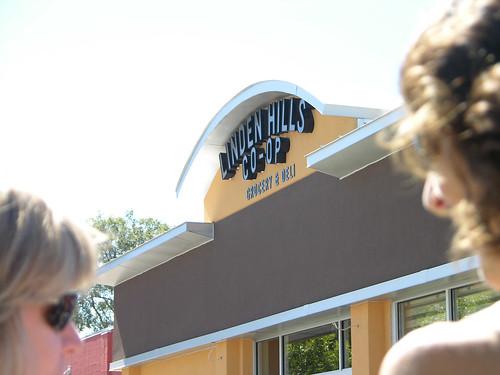 Linden Hills Co-op new building
