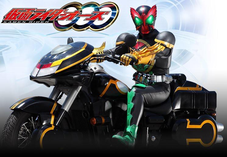 Kamen Rider OOO Ride Vendor