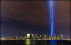 2010 9/11 Tribute in Light from Exchange Place, Jersey City (9/11/2010) (RBudhu) Tags: city nyc newyorkcity longexposure nightphotography urban ny newyork window playground skyline newjersey jerseycity worldtradecenter 911 nj trinitychurch twintowers hudsonriver gothamist equitablebuilding trinitybuilding usrealtybuilding bigapple groundzero newyorknewyork hdr batteryparkcity exchangeplace worldfinancialcenter lowermanhattan whotel tributeinlight albanystreet municipalbuilding wfc cityskyline urbanskyline 7wtc 911memorial empirebuilding downtownmanhattan verizonbuilding northcove grovestreet greenwichstreet 7worldtradecenter freedomtower cartrail thamesstreet tributeoflight hudsonharbor newyorklandmark deutschebankbuilding 1wallstreet gatewayplaza zuccottipark marinemidlandbankbuilding sevenworldtradecenter onewallstreet threeworldfinancialcenter downtownclub 90weststreet flickraward oneworldfinancialcenter libertycourt 19rectorstreet thevisionaire twofinancialcenter 123washingtonstreet groundzeromosque 380rectorplace 80weststreet batteryparkcityassociation