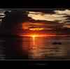 gone fishing ( seen on Explore ) (rev_adan) Tags: trip travel sunset sea sun fish beach water yellow clouds island prime boat fishing waves tour fishermen ripple philippines gb adan pinoy mindanao revo ef50mmf18 naawan revadan du9hgf