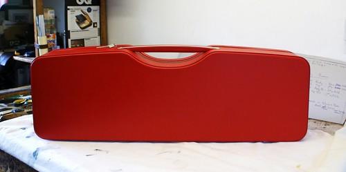 Calder red violin case 1