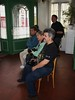 in de beiaardschoo... (mechelenblogt_jan) Tags: mechelen smilingdavinci beiaardschool eelcokruidenier karenhofmann