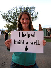 Water = Hope support!