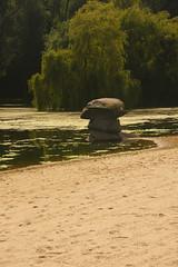 Verdwaalde rots (renerotterdam) Tags: rotterdam parks meetups parken zuiderpark rotterdamzuid renerotterdam