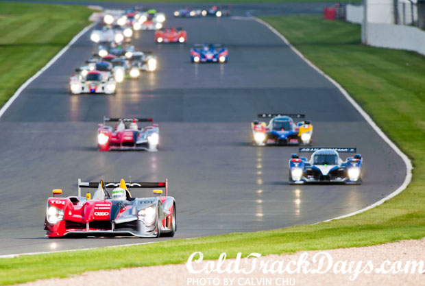 LE MANS SERIES // PEUGEOT WINS 1000KM OF SILVERSTONE