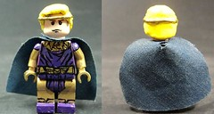 Ozymandias (billbobful) Tags: lego graphic novel watchmen ozymandias