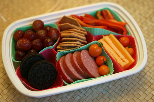 Cooking for Kids: Fun Combination Lunches For Kids