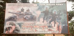 Join Indian Army, Bangalore